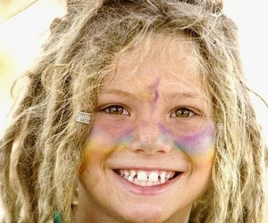 dreads, smile, and child image