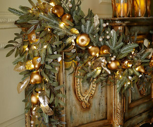 christmas, christmas decorations, and decor image