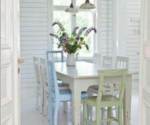 country living, farmhouse decor, and interiors image