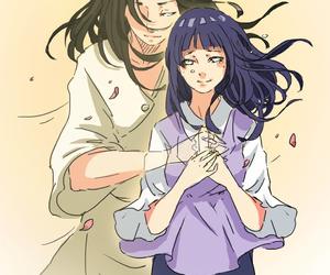 naruto, neji, and anime image