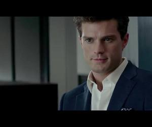 christian grey, fifty shades of grey, and cincuenta sombras de grey image