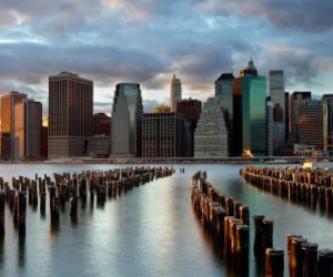 Brooklyn, from, and manhattan image