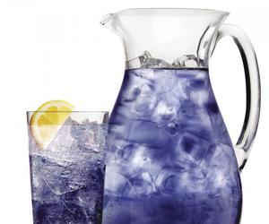 citrus, tea, and blackberry image