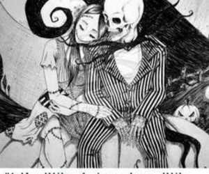 amor, jack and sally, and movie image