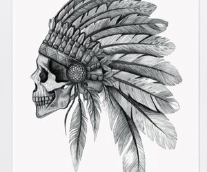 drawing, plume, and tattoo image