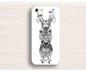 cool iphone 4 case, totem iphone 5s case, and iphone 6 plus case image