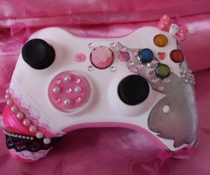 must have, xbox, and pink image