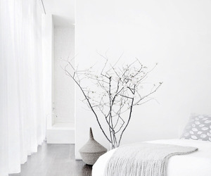 white, classy, and room image