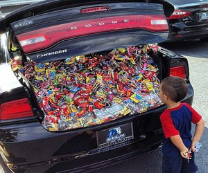 black, boy, and candy image