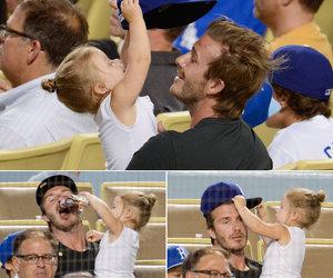 David Beckham, cute, and harper image