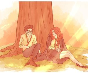 james and lily, viktoria ridzel, and lily and james <3 image