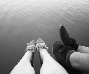 couple, shoes, and cute image