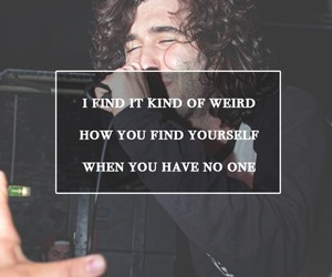 bands, pop punk, and Lyrics image