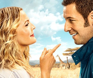adam sandler and drew barrymore image