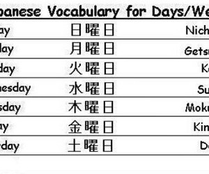 japan, japanese, and learn image