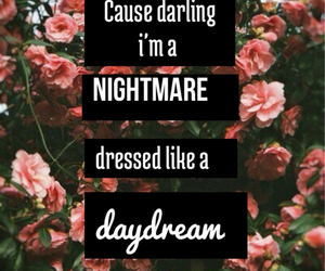 daydream, nightmare, and blank space image
