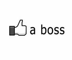 boss, like, and like a boss image