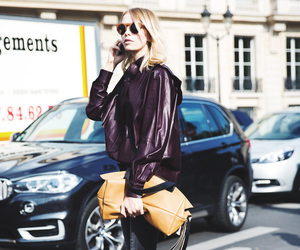 fashion, paris fashion week, and street style image