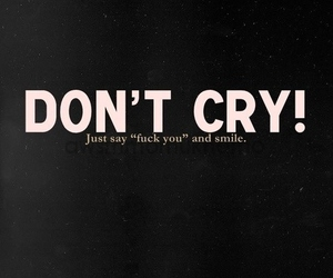 photography, smile, and don't cry image