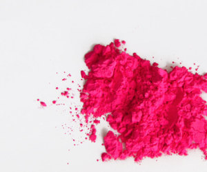 pink, colour, and makeup image