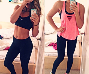 fitness, gym, and body image