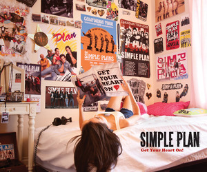 simple plan, get your heart on, and music image