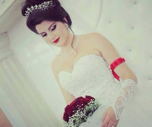 albanian, nuse, and bride image