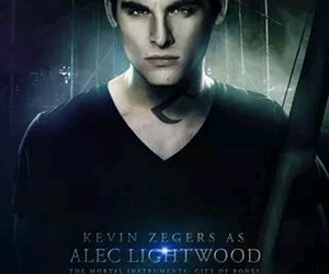 alec lightwood, Kevin Zegers, and the mortal instruments image