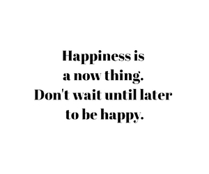 happiness, quotes, and love image