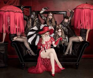 maria brink and in this moment band image