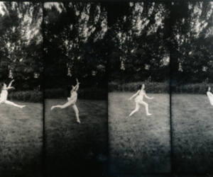 b&w, lomography, and supersampler image