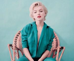 Marilyn Monroe, marilyn, and vintage image