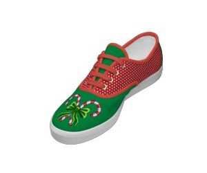 christmas, navidad, and shoes image