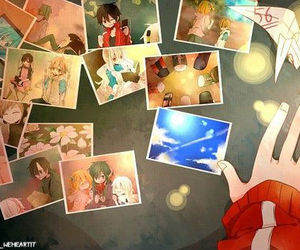 memories, kagerou project, and pictures image