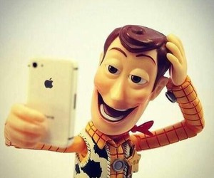 apple, woody, and ♥ image