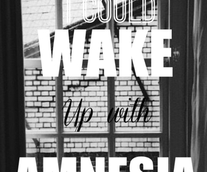 amnesia 5sos lyrics image
