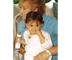 ariana grande and baby image