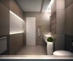 bathroom, design, and dekor image