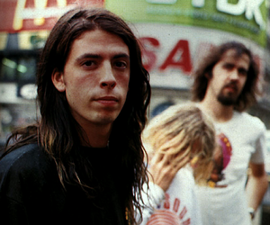 nirvana and dave grohl image