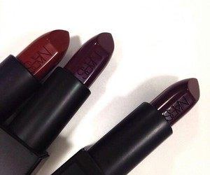 lipstick, nars, and makeup image