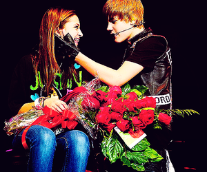 justin bieber and ollg image