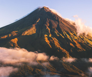 beautiful, mountain, and scenery image
