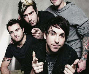 all time low, alex gaskarth, and rian dawson image