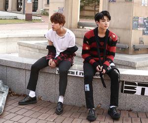 jin, bts, and bangtan boys image