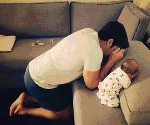 beautiful, love, and baby image