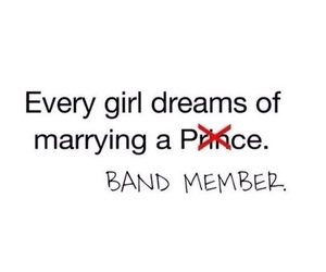 band, Dream, and prince image