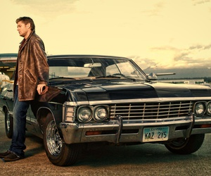 dean winchester, supernatural, and otp image
