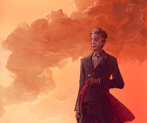 doctor who, the doctor, and gallifrey image