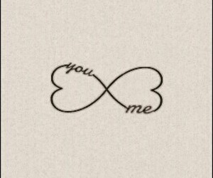 forever, you, and love image