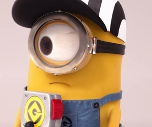 cap, minions, and cute image